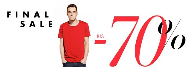 Amazon Fashion Sale Herren Fashion Sale bei Amazon   Rabatte von bis zu 70%