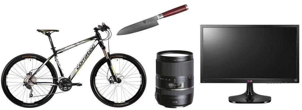 Corratec X Vert   MTB Fahrrad für 599€ und 24 weitere Amazon Blitzangebote
