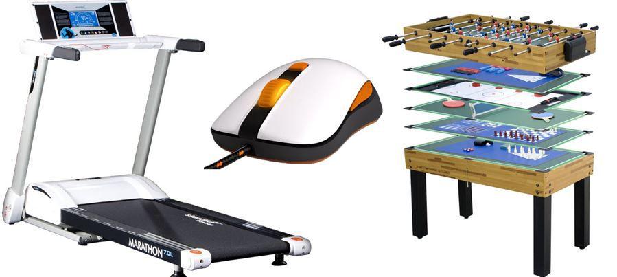 Solex Multi Spieltisch 12 in 1 und 26 weitere Amazon Blitzangebote
