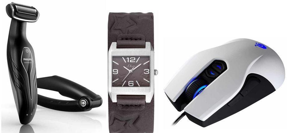 Amazon12 Cooler Master Recon SGM 4001 WLLW1 Gaming Mouse für 20,90€ und weitere 13 Amazon Blitzangebote