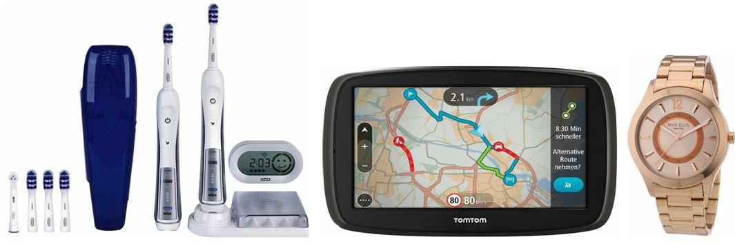 TomTom GO 60 Navi und weitere 13 Amazon Blitzangebote