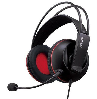 Asus Cerberus Gaming Headset Schnell sein! Asus Cerberus Gaming Headset (PC, Mac, PS4) für 33€ (statt 50€)