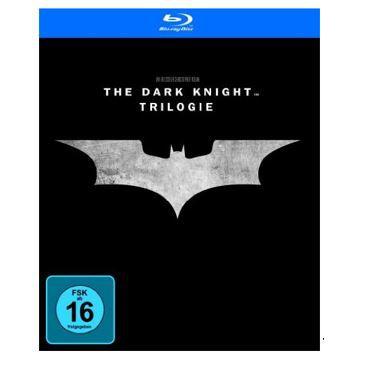 Batman   The Dark Knight   Trilogy auf Blu Ray für 14,97€