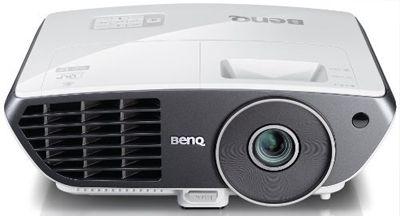 BenQ W700 DLP Projektor (3D, 1280 x 720 Pixel, 2200 ANSI Lumen, HD Ready) für 336€ in den Warehousedeals