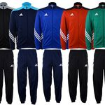 adidas Sereno 14 – Herren-Trainingsanzug für 29,99€ (statt 45€)