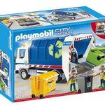 Playmobil 4129 Recycling-Fahrzeug mit Blinklicht für 25,94€ (statt 36€)