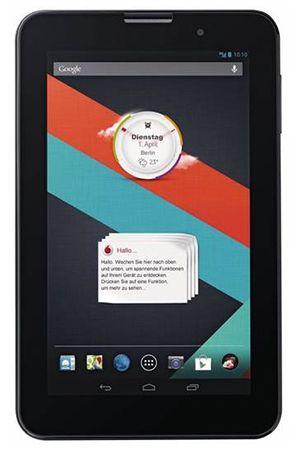 Vodafone Smart Tab 3   7 Zoll Tablet mit WLAN + 3G (Demoware) für 24,95€