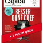 """12 Ausgaben der """"Capital"""" für effektiv 21€ dank 75€ BestChoice Gutschein"""