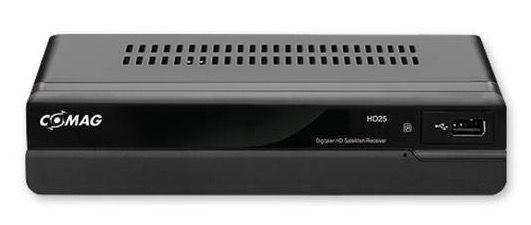 Comag HD 25 HDTV Sat Receiver für 29,95€