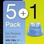 Braun CCR Reinigungskartuschen (6 Stück) für 19,80€ (statt 23€)