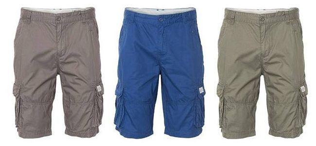 Blend Cargo Shorts in 5 verschiedenen Farben für jeweils 17,95€