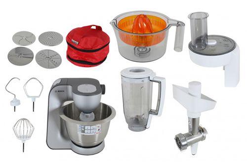 Bosch MUM 56S40 Bosch MUM 56S40 Styline Küchenmaschine statt 225€ für 179,90€   Update