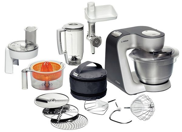 Bosch MUM56340 für 175€ oder MUM57810 Küchenmaschine für 224€ in den Amazon WHD