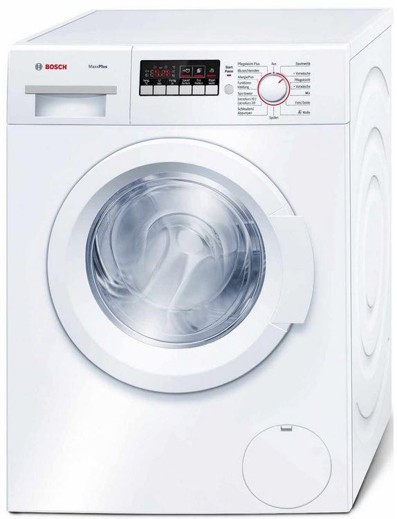 Bosch BOSCH WAK282LX MaxxPlus   Waschmaschine mit 7Kg und 1.400U/min für 369€