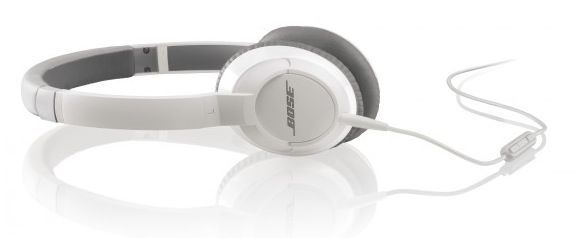 Bose OE2i Kopfhörer in Weiß für 88€ (statt 115€)