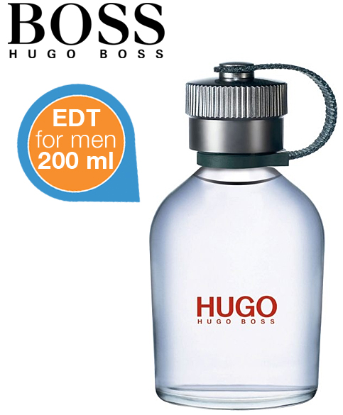 Hugo Boss Hugo Man EdT 200 ml für 43,90€