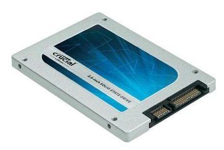 Crucial MX100 128GB SSD für 51,94€ (statt 65€)
