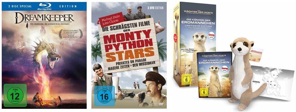 DVD Blu ray14 Philips 40PFK6609/12   40 Zoll 3D Ambilight TV für 549€ und weitere 16 Amazon Blitzangebote