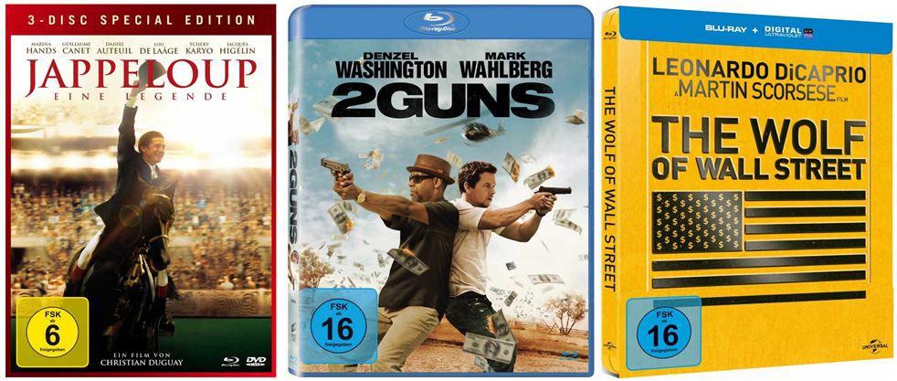 DVD Blu ray8 Roccat Savu mid size Gaming Maus für 34,99€ und weitere 19 Amazon Blitzangebote