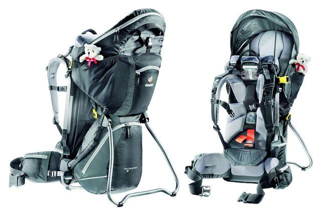 Deuter Kid Comfort III Deuter Kid Comfort III Rucksack mit Kindertrage für 199,95€ (statt 270€)