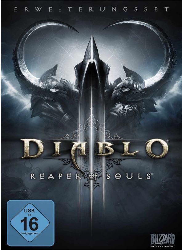 Diablo III: Reaper of Souls   PC Add on ab 9,99€