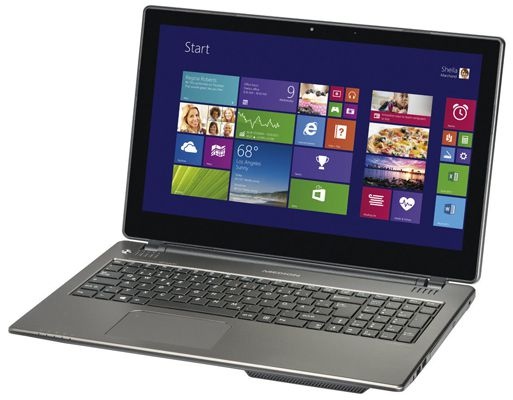 Medion Akoya E6240T 15,6 Zoll Touch Notebook B Ware, 4GB Ram, 500GB für 269,99€