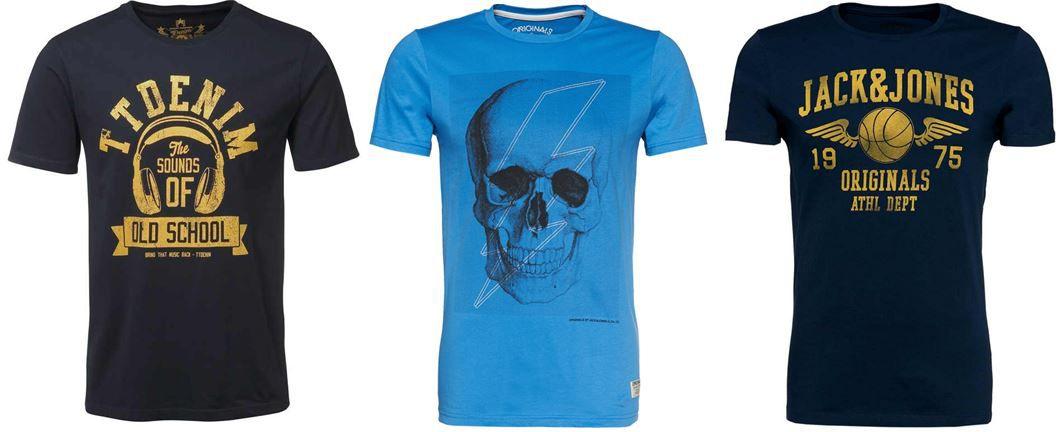 Jack&Jones T Shirts ab 3,90€ und mehr coole Angebote im Sale von aboutyou.de   Update!