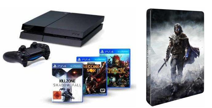 Gamescom4 Mittelerde: Mordors Schatten   Special Edition ab 54,99€ + mehr beim Tag 7 der Amazon Gamescom Angebote