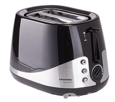 Grundig TA 5040 Premium 2 Schlitz Toaster für 16,95€