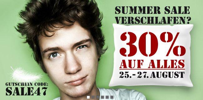 Hoodobyz Sommer Sale Hoodboyz: Ganze 30% auf ALLES   Summer Sale verschlafen? Nutze Deine Chance!