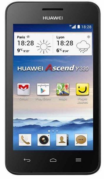 Huawei Ascend Y330   Einsteiger Smartphone für 19€   Update!