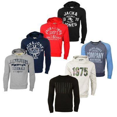 Jack & Jones Hoodies oder Sweat Pullover für 15,90€