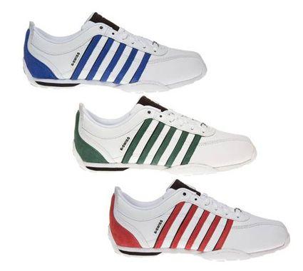 K Swiss Arvee 1.5 Herren Sneaker in Blau, Grün oder Rot für jeweils 39,99€