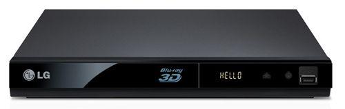 LG BP325   günstiger 3D Blu ray Player (Smart TV, 1080p Upscaler und Quick Booting Funktion) für 52,89€ (statt 70€)