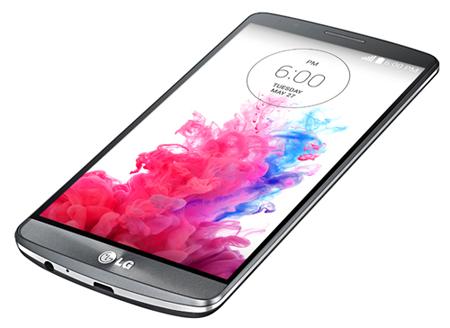 LG G3 Smartphone LG G3 LTE Smartphone mit 16GB Speicher [B Ware] in Schwarz für 119,90€