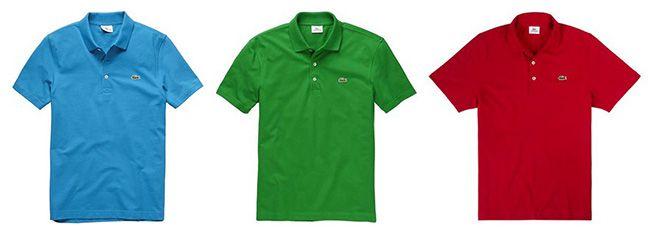 Lacoste Poloshirt in verschiedenen Farben für nur 37,86€   Update