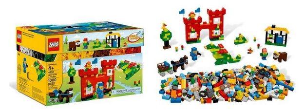 Lego 4630 Spielkiste Lego 4630   Bau  und Spielkiste für 32,99€