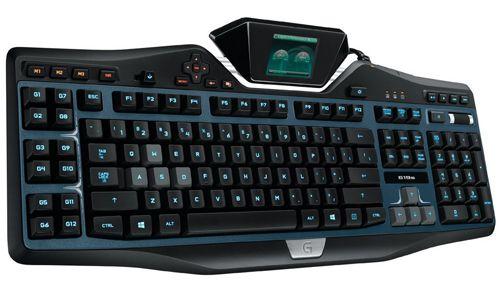 Logitech G19S Gaming Tastatur für 109€