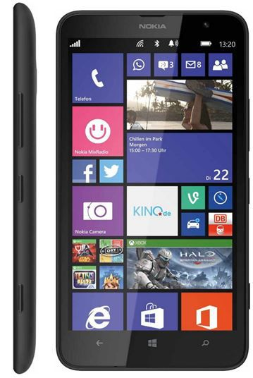 Nokia Lumia 1320 Windows 8 Smartphone statt 206€ nur 149€