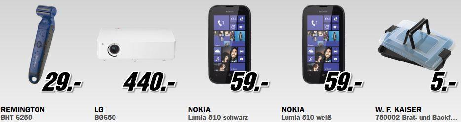 MM7 LG BG650 Beamer statt 629€ für 440€ bei der Media Markt   lange Nacht der Schnäppchen