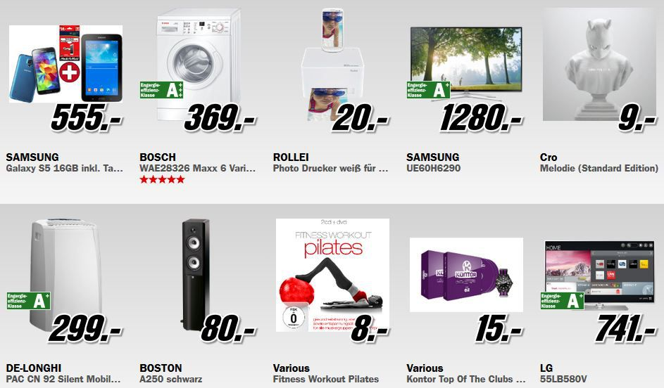 NINTENDO Wii U Just Dance + Nintendo Land 2014 für 200€ bei der Media Markt   lange Nacht der Schnäppchen