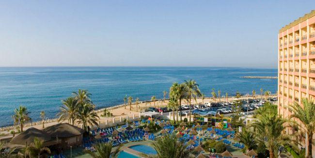 Malaga 4 Sterne Resort 8 Tage Malaga im 4 Sterne Resort (November bis März) inkl. Flug ab 169€ pro Person