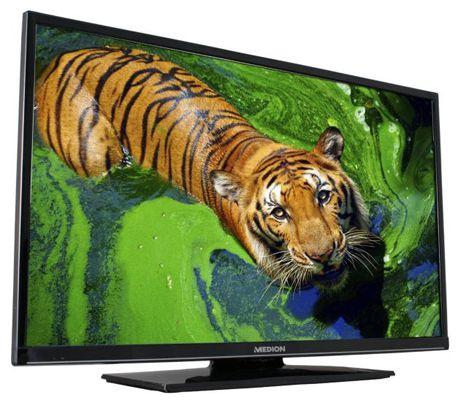 Medion Life P16058   39 Zoll Full HD LED Fernseher für 289,95€