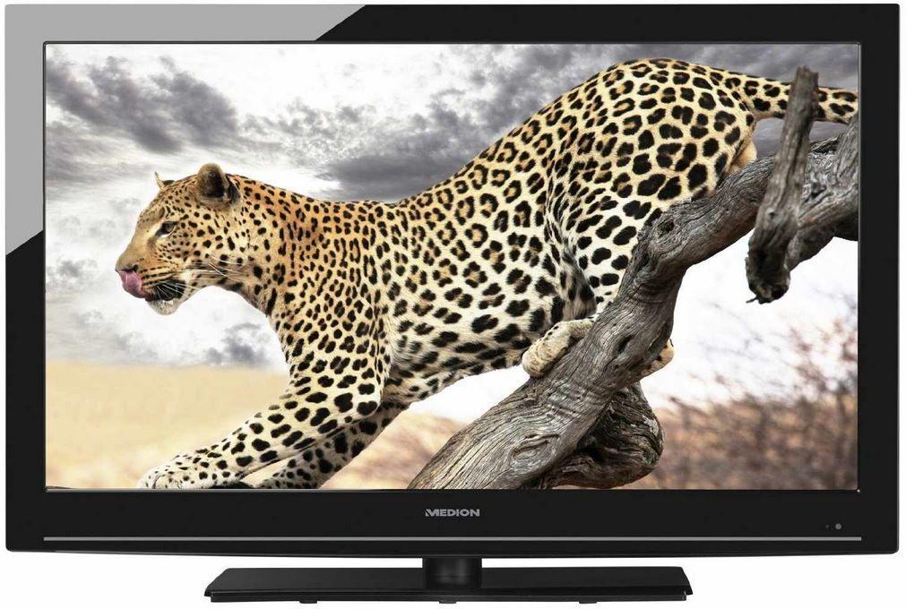 Medion TV1 Medion Life P16035   40 Zoll TV mit Triple Tuner für 249,99€