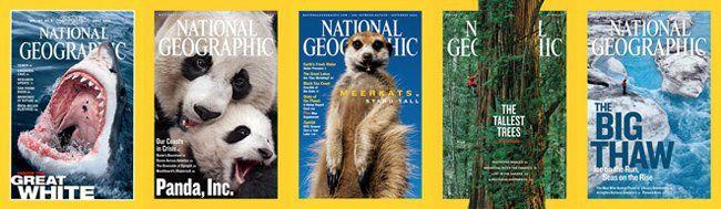 National Geographic Jahresabo für 63,60€ + 50€ Amazon  oder Tankgutschein