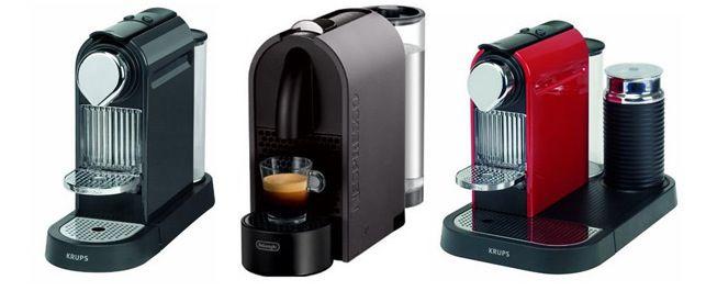 Nespresso maschinen 40€ Amazon Gutschein beim Kauf einer Nespresso Maschine