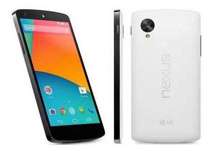 LG Google Nexus 5 mit 16GB mit BASE 500MB Datenflat für nur 11€ monatl.   Update