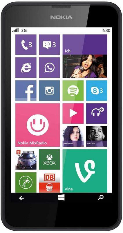 Nokia Nokia Lumia 630 Windows Phone 8.1 + WH 530 Boom Headsestatt für 129€ und mehr Cyberport Weekend Deals   Update