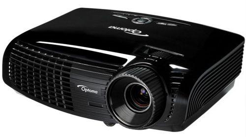 Optoma HD131Xe DLP Beamer (Full HD, 3D, 2.500 ANSI Lumen, 18.000:1 Kontrast) für 507,89€