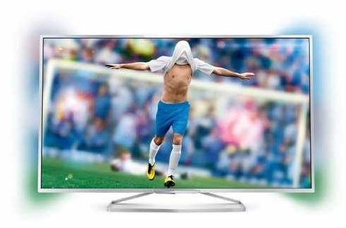 Philips Ambilight Philips 40PFK6609/12   40Zoll 3D Ambilight Smart TV mit triple Tuner für 549,99€   Update